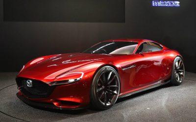 Mazda потвърждава разработката на спортен Ванкелов двигател