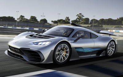 Mercedes-AMG Project One е като болид от Формула 1 за пътищата